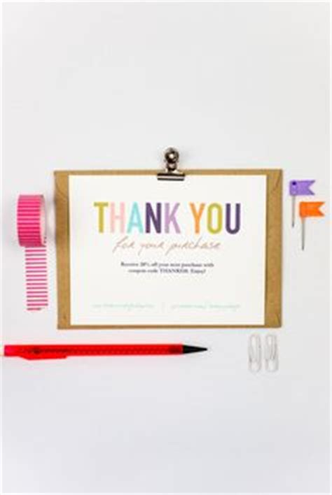 small thank you card template 1000 images about business thank you cards on
