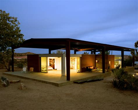 Modern Desert Home Design | jetson green the ultimate modern desert house