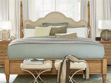 universal bedroom furniture universal furniture moderne muse bisque poster bed bedroom