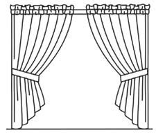 drawn curtains meaning drawn curtain window curtain pencil and in color drawn