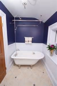 Tub shower on pinterest tubs clawfoot tubs and traditional bathroom
