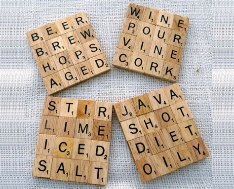 make your own scrabble diy make your own scrabble coasters scrabble coasters
