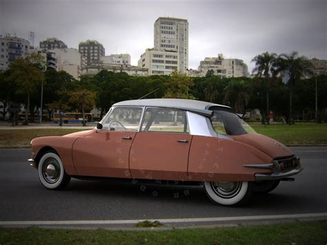 Citroen Ds19 1955 Burago 132 1955 citro 235 n ds 19 smcars net car blueprints forum