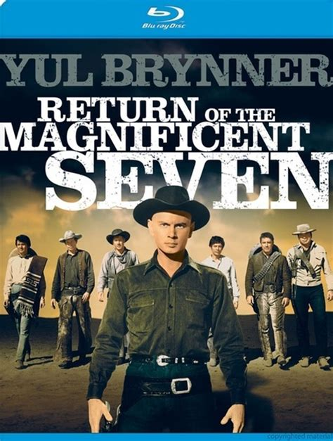 Watch Return Magnificent Seven 1966 Full Movie Return Of The Seven 1966 Unrated Film Review Magazine Movie Reviews Interviews