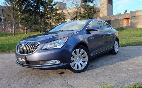 2015 buick lacrosse 2015 buick lacrosse a buick through and through review