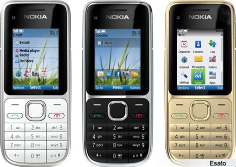 nokia c2 mobile phone themes nokia c2 01 picture gallery