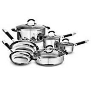 princess house 18 10 stainless steel cookware reviews
