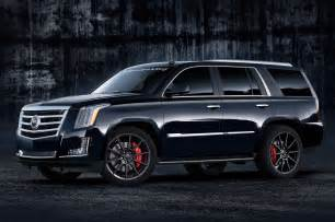Escalade Cadillac 2015 2015 Cadillac Escalade Hennessey Hpe550 Photo 19