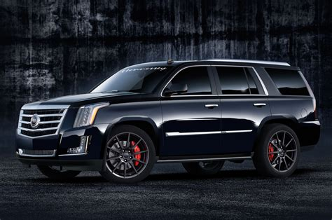 new 2015 cadillac escalade 2015 cadillac escalade hennessey hpe550 boasts 557 hp