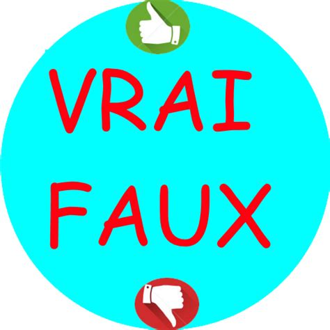 Asmodee Jeu Vrai Faux vrai ou faux le jeu android apps on play