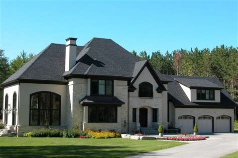 mississauga road traditional exterior toronto by