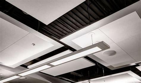 Infinity Ceiling by Rockfon Infinity Perimeter Trim Helps Designers Create