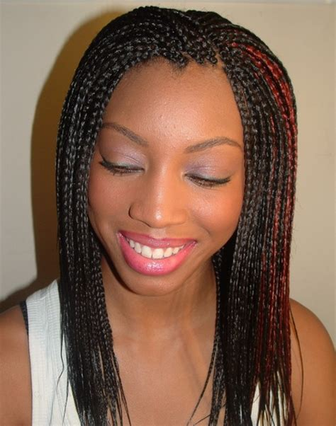 short individual twists navy individual braids hairstyles
