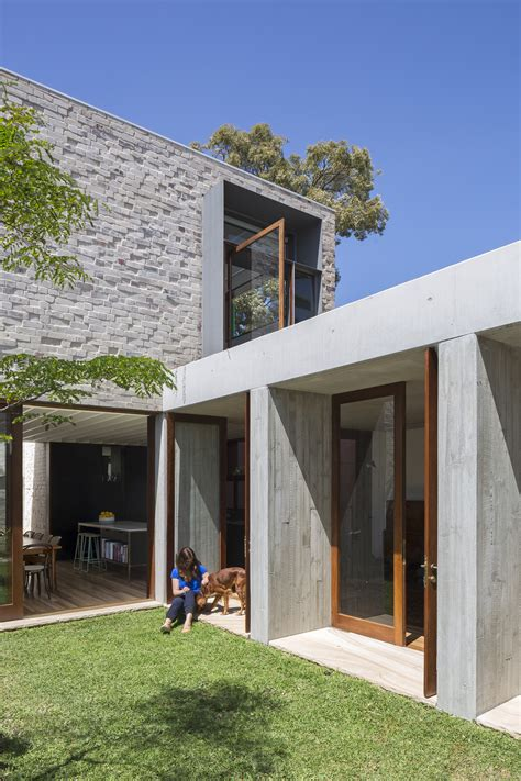 sage a house gallery of courtyard house aileen sage architects 7