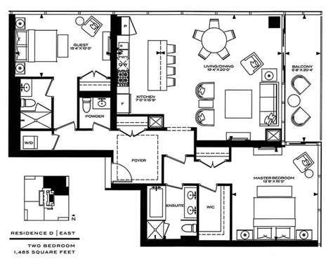 luxury condominium floor plans 1000 images about floor plans on pinterest