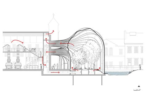 section studio thomas heatherwick s new gin distillery uncube