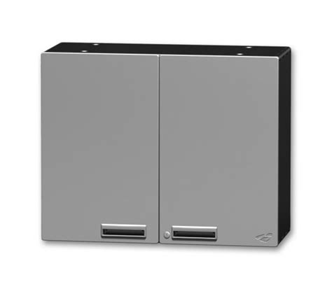 vinyl overhead storage cabinet hercke 30 quot overhead cabinet available in s72 stainless