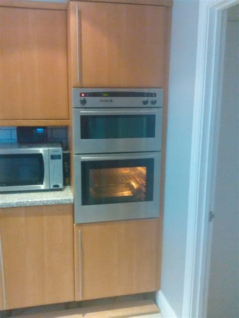 double oven and microwave housing cabinet double oven and microwave housing diynot forums