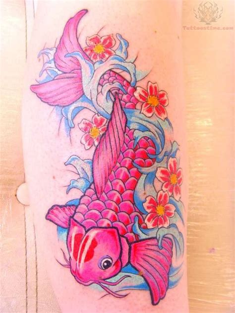 girly koi fish tattoo designs pisces fish tattoos on pisces tattoos fish