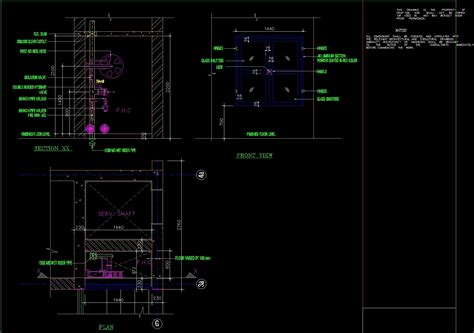 house cabinet dwg detail for autocad designscad