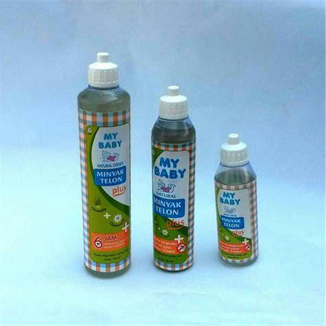 Minyak Telon 150ml by Minyak Telon My Baby 150ml Shopee Indonesia