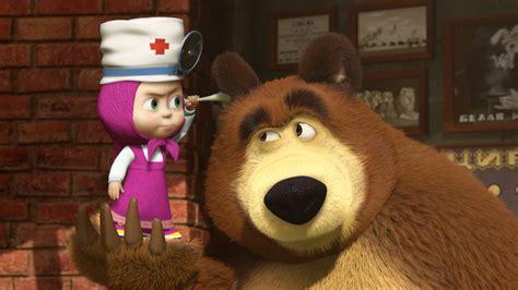 masha i medved masha and the bear giant youtube 30 surprise eggs маша и медведь masha i medved disney