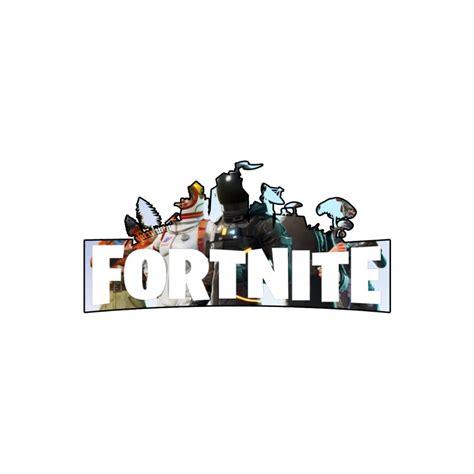 mcristin fortnite logo characters accessories