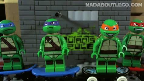 film lego ninja turtles lego teenage mutant ninja turtles movie viyoutube