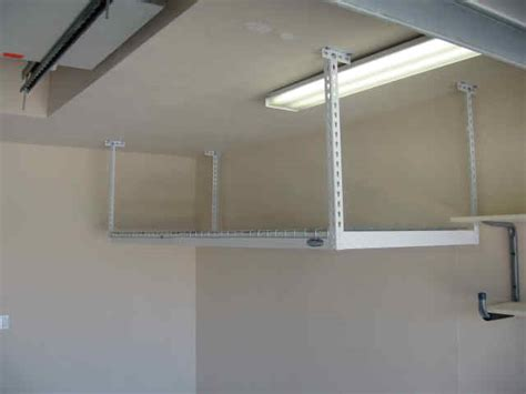 Garage Shelving Installation Overhead Garage Racks Cabinets In Bradenton Fl Garage