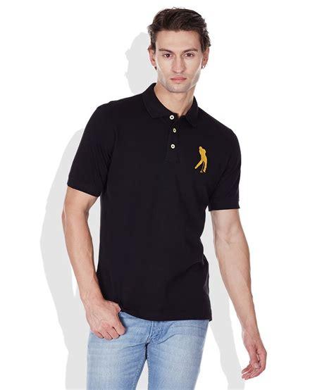 Polo Shirt Burnt Umber Light Yellow burnt umber black polo neck t shirt buy burnt umber black polo neck t shirt at low