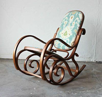 antique thonet chair bentwood rocker 19th antique bentwood rocking chair antique furniture