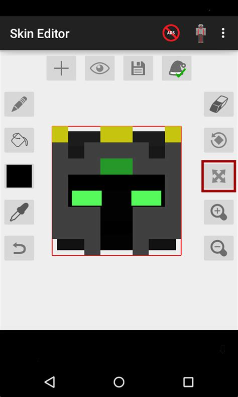 minecraft skin editor apk skin editor for minecraft 2 2 3 apk android tools apps