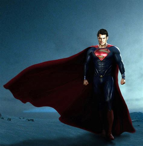 Kaos 3d New Superman Silhoutte of steel superman 2013 review