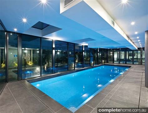 House Plans With Indoor Pools how to plan a swimming pool design completehome