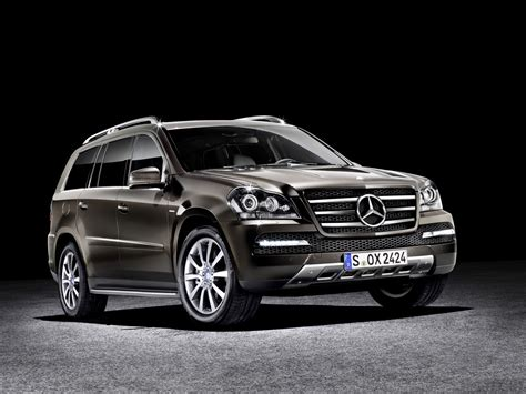 mercedes franchise mercedes furthers grand edition franchise with new gl