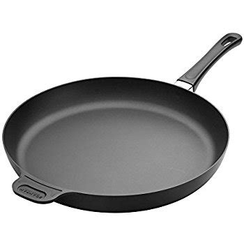 amazon skillet amazon com 14 quot commercial aluminum non stick fry frying