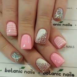 Nail art designs wedding nail art design ideas easy flower nail art