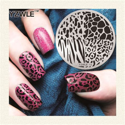 Nail Patterns by Nail Sting Plate Sts For Nails Patterns