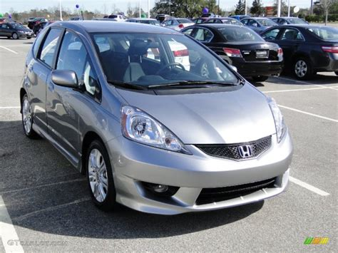 2008 Honda Fit Sport Engine Specs