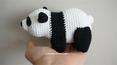 amigurumi panda adorable panda amigurumi free crochet pattern
