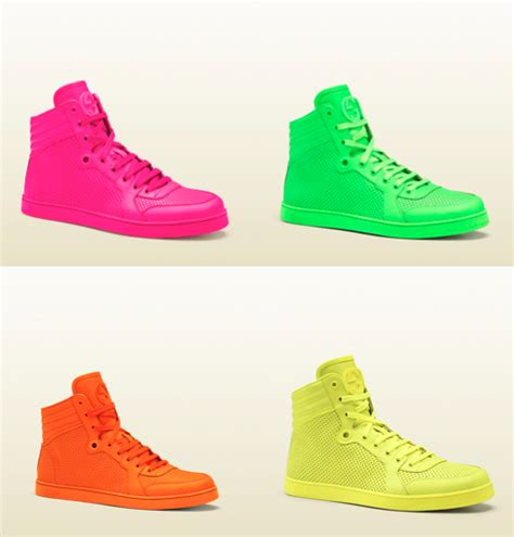neon gucci sneakers neon gucci sneakers www imgkid the image kid has it