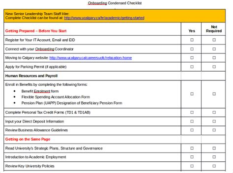 Onboarding Checklist Template 15 Free Word Excel Pdf Documents Download Free Premium Physician Onboarding Checklist Template