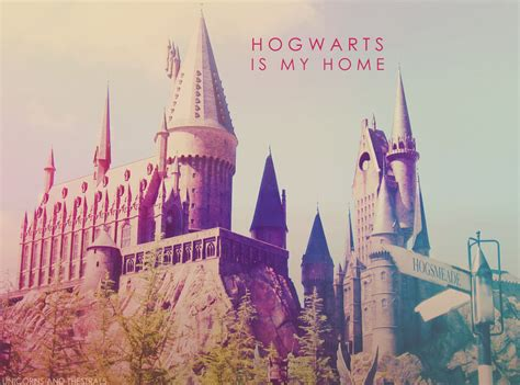 hogwarts is my home by melanieskyethunder on deviantart
