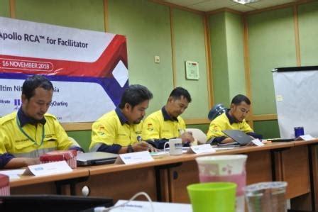 training apollo rca pt kaltim nitrate indonesia hsp academy