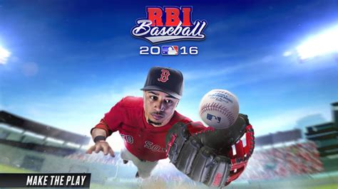 mlb apk r b i baseball 16 by mlb ios android hd gameplay trailer free apps