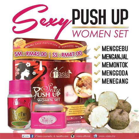 Set Make Up V Asia push up set 2 in 1 v asia kiosk