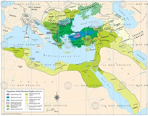 Rise Of Ottoman Empire Rise Of The Ottoman Empire 1328 1566