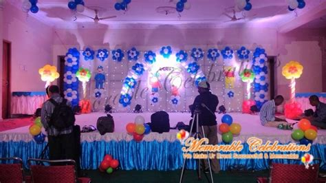 Event Decorators by Organising Birthday Organising Birthday Birthday Event Planners Wedding