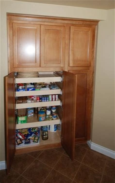 pantry cabinets with roll out trays cabinet accessories