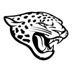 Jaguar Jacksonville Free Coloring Pages Of Jaguars